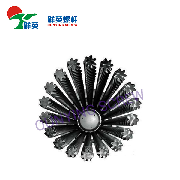 Planetary Screw And Barrel For Large Extruder Machine