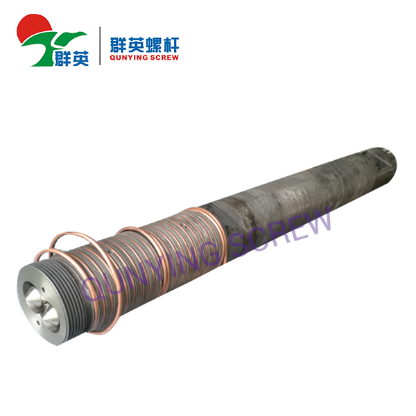 Extruder Bimetallic Parallel Twin Screw Cylinder- Barrel For PP Granule